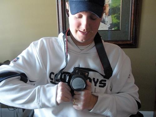 """blind"" photographer"
