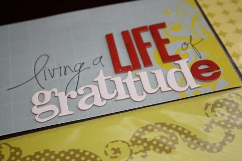 Life of Gratitude