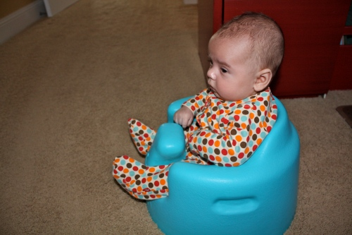 Seriously - who isn't grateful for the Bumbo?